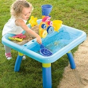 Table sable et eau  (cadeau réservé par Vinciane)